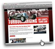 check out Leno's tank car