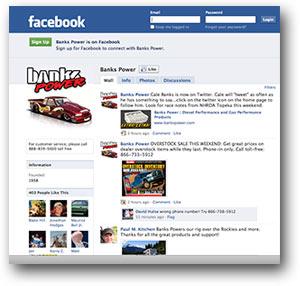 click for Facebook