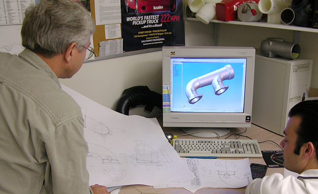 technical drawings and CAD design