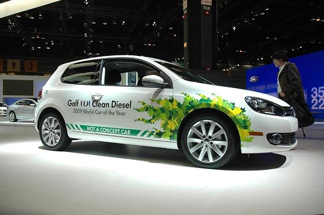 Golf TDI Clean Diesel