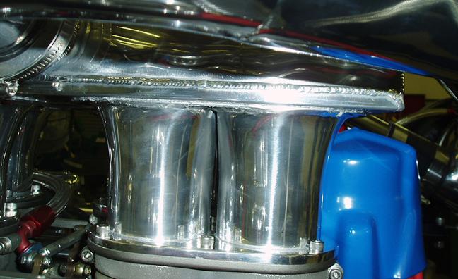 Banks Blue Motor