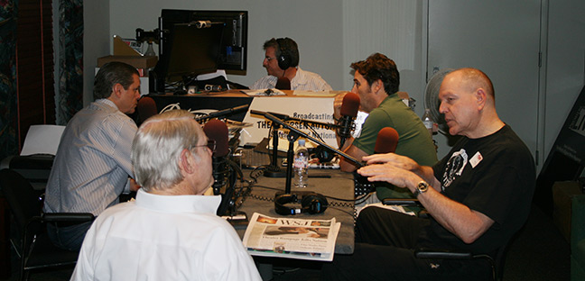 Gale Banks and friends on Motor Trend radio