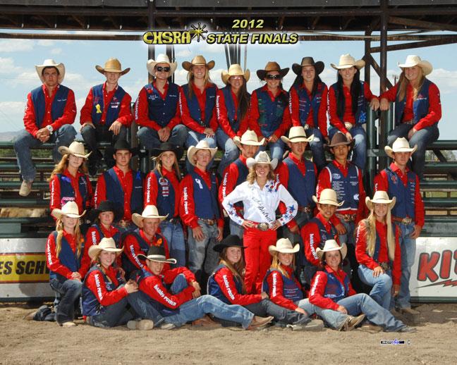 2012 CHSRA State Finals