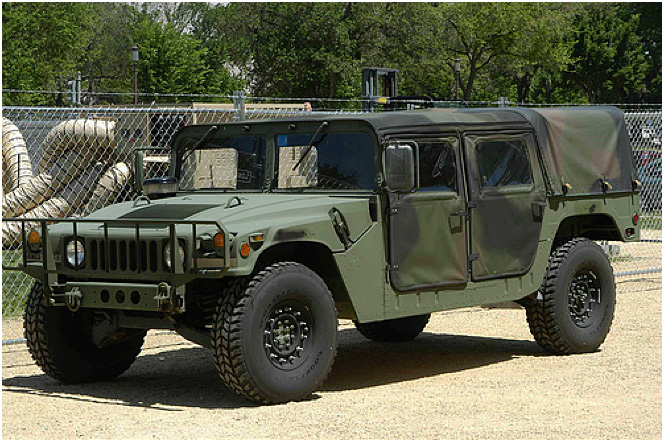 A general purpose Humvee