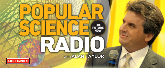Gale Banks on Pop Sci radio