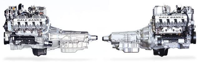 866T 6.6L V-8 Diesel HD 2WD Package