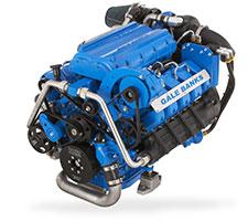 866T 6.6L V-8 Diesel Marine Package