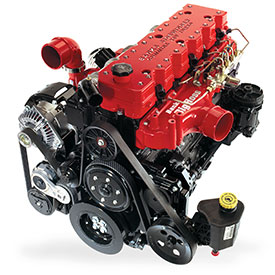 Banks Sidewinder® 5.9L Cummins Bonneville Race Engine
