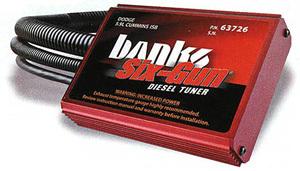 Banks Six-Gun®