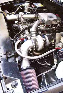 Rat Rod motor