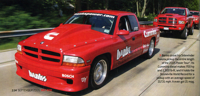 Banks Trucks