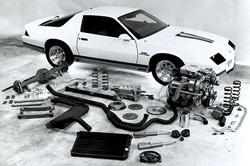 Banks' GT Camaro or Firebird kit