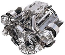 Banks Twin-Turbo Engine
