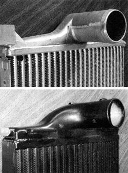 Intercooler comparison