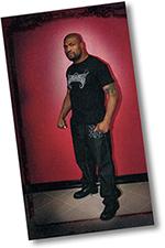 Rampage Jackson at Banks Power