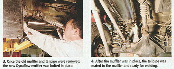 Banks TorqueTubes and Stinger Exhaust