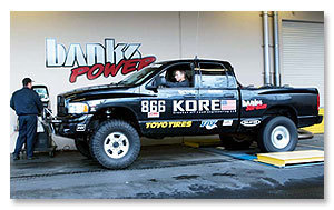 Kore Race Truck