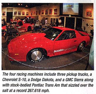 Banks' Pontiac Trans Am