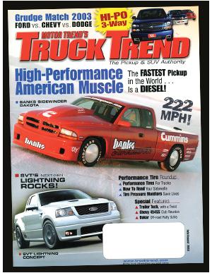 Banks Sidewinder Dakota in Truck Trend