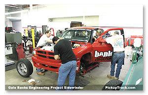 Dodge Dakota Sidewinder