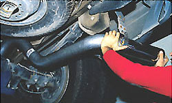 Exhaust Installation