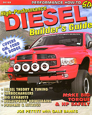 The latest word on high-performance diesel tuning for GM, Ford and Dodge from acknowledged experts on the subject Joe Pettit with Gale Banks