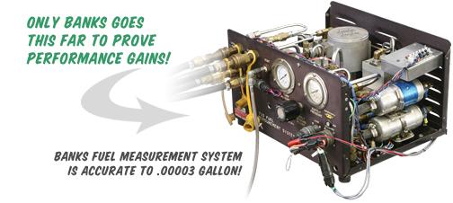 Banks Fuel Flow Meter