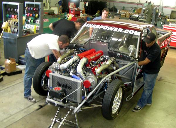 S-10 race prep - 10-02-08