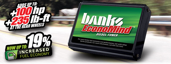 Banks EconoMind Diesel Tuner