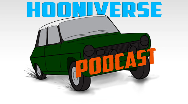 Gale Banks on Hooniverse podcast