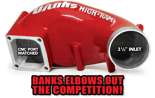 Banks new CNC ported High-Ram
